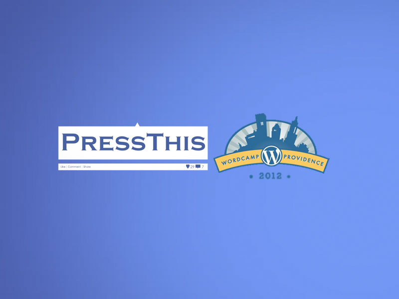 pressthiscamp