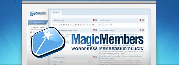 Magic Members WordPress Membership Plugin