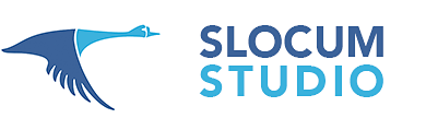 SLOCUM Studio website logo
