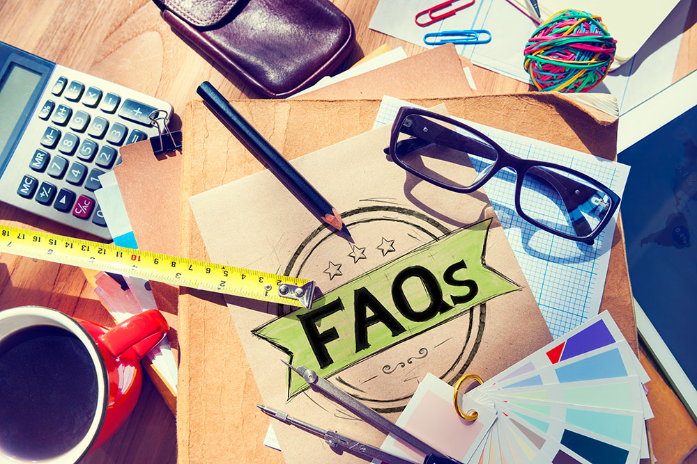 Why you need a FAQs page